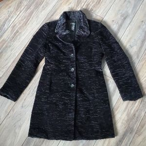 bebe Fur Coat